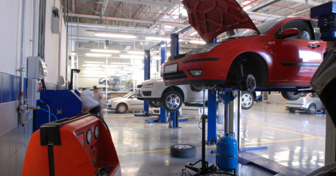 Auto Service & Repair Insurance, Odessa, Texas